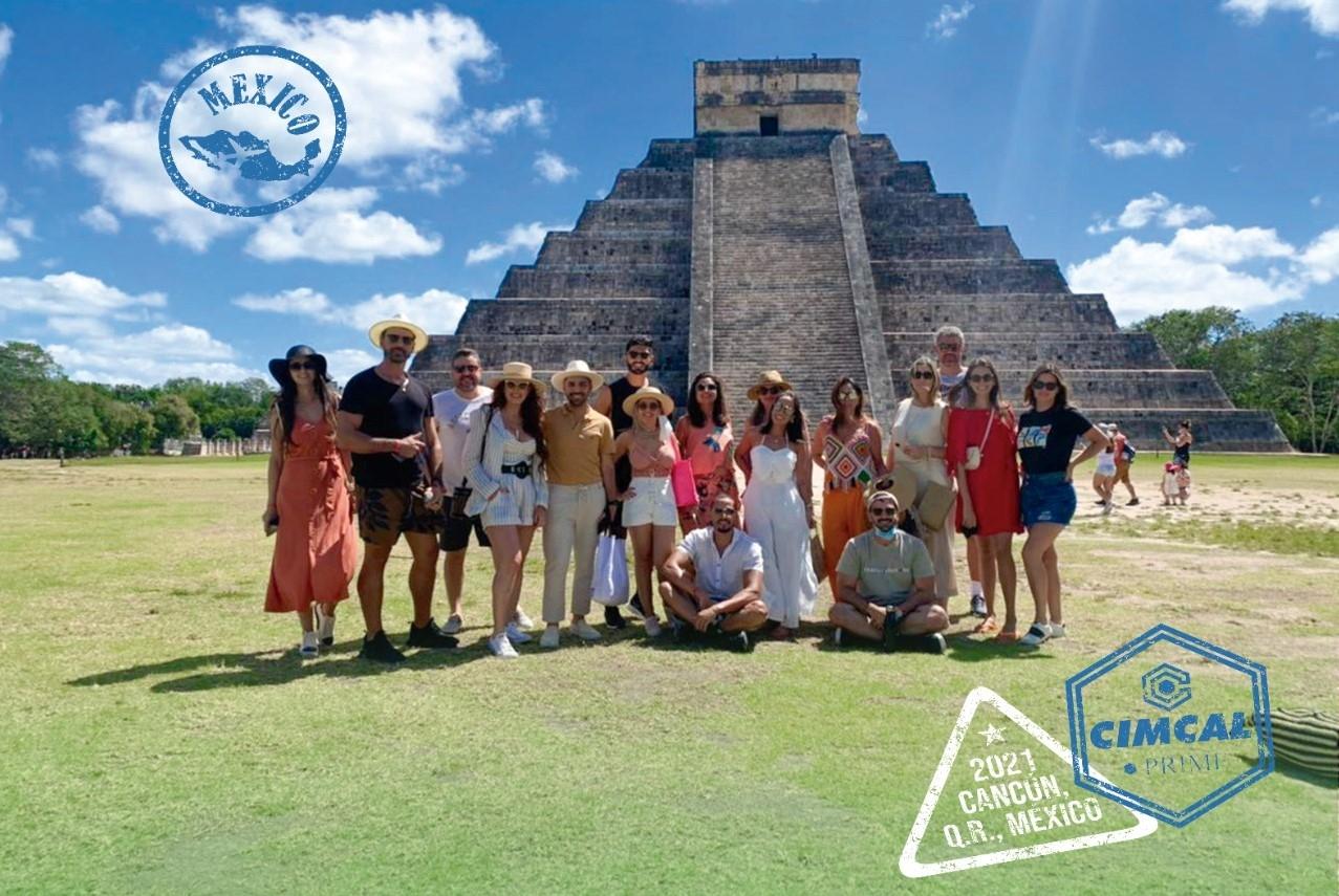 Cimcal Prime em Cancún no México